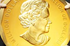 4 milyon dolarlık altın para müzeden çalındı