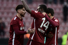 Trabzonspor kalesini gole kapattı!