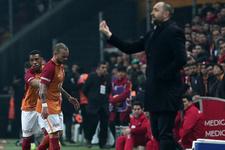 Sneijder ile Tudor arasındaki sorun ortaya çıktı