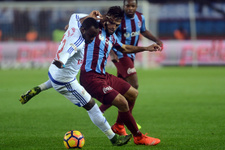 Trabzonspor'da 2017 mutluluğu
