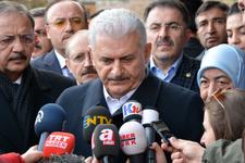 Başbakan Yıldırım Deniz Baykal'a teşekkür etti