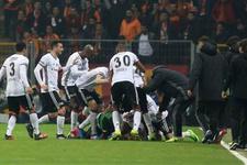 Beşiktaş'ta bahar havası sürüyor