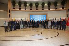 Antalya Platformu'ndan Başkan Türel'e ziyaret