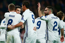 İspanya Ligi'nde Real Madrid fark attı