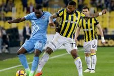 Fenerbahçe-Osmanlıspor maçı geniş özeti