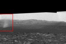 Mars'ta ilk defa görüntülendi