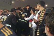 Kadıköy'de büyük şok! Yaka paça dışarı atıldı