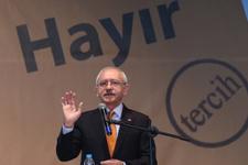 Kılıçdaroğlu açıkladı: Hayır çıkarsa 17 Nisan sabahı...