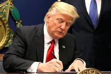 Donald Trump'tan tepki çeken yeni yasak