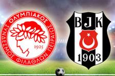 Olympiakos Beşiktaş maçı şifresiz hangi kanalda?