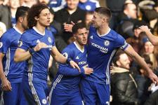 Chelsea koşar adım şampiyonluğa