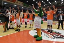 Banvit Şampiyonlar Ligi'nde çeyrek finalde