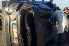 Kazada yaşamını yitirdi kimliği polisi bile şok etti!