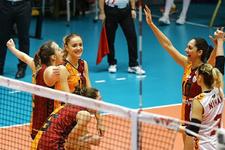 Galatasaray yarı finale göz kırptı!