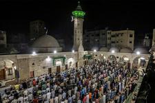 İsrail'in 'ezan yasağı' kararına ezanlı tepki