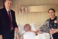 Cumhurbaşkanı Erdoğan'dan cezaevi arkadaşına ziyaret