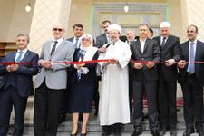 Gaziantep Şeyh Şamil Camisi dualarla açıldı