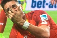 Hoffenheim'da Sandro Wagner feci sakatlandı
