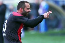 Semih Şentürk Eskişehirspor'u sırtladı