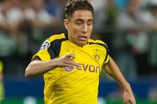 Emre Mor'lu Dortmund  Schalke'ye diş geçiremedi