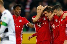 Bayern Münih gol yağdırdı