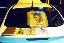 Erzurum'da Pablo Picasso tabloları bulundu