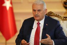 Başbakan Yıldırım'dan 'Davutoğlu' açıklaması
