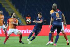 Başakşehir 9 katı olan Galatasaray'ı devirdi