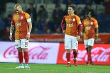 Galatasaray'da gece yarısı kriz toplantısı!