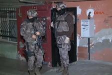 İstanbul'da son dakika terör operasyonu