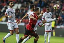 Gençlerbirliği erteleme maçında Gaziantepspor'u yendi