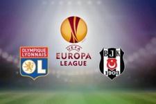 Lyon- Beşiktaş maçı şifresiz canlı izle