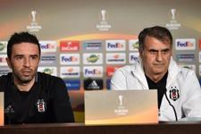 Şenol Güneş'dan Lyon maçı öncesi açıklamalar