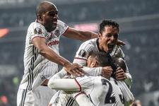 Lyon-Beşiktaş maçı TRT şifresiz izle