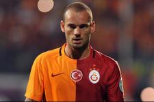 Sneijder delirdi! Kramponu fırlatıp bağırmaya başladı