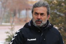 Konya'dan kafaları karıştıran Aykut Kocaman açıklaması