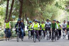Görme engellilere özel bisiklet