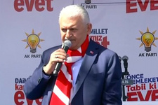 Yıldırım'dan son dakika kararı Konya mitingi iptal