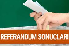 Kırşehir referandum sonuçları 2017 seçimi evet hayır oyları