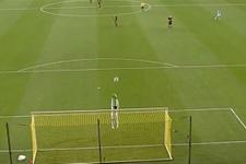 İspanyol golcü David Villa muhteşem gol!