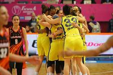 Fenerbahçe Avrupa şampiyonluğu için sahaya çıkıyor