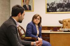 """15 Temmuz """"Kahramanı"""" Gaziantep Büyükşehir'de çalışacak"""
