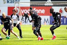 Beşiktaş'ta Lyon maçı hazırlıkları başladı