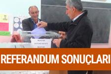 Kayseri referandum sonuçları 2017 seçimi evet hayır oyları