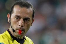 Cüneyt Çakır'ın yönettiği maçta gol yok!