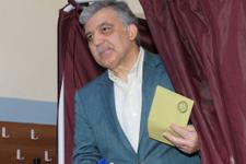 Abdullah Gül'e 'Oyunuzu hangi renkten yana kullandınız' sorusu
