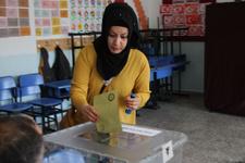 Kürt nüfusun yoğun olduğu illerde referandum sonuçları
