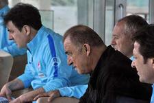 Fatih Terim 2'nci ve 3'üncü lig karmalarının maçlarında