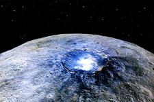 Cüce gezegen buzullarla kaplı olabilir