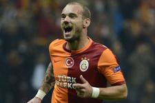Sneijder'den Volkan Demirel'in derbi mesajına cevap!